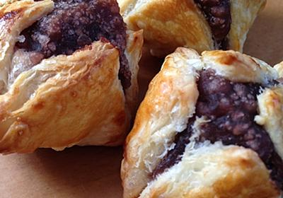 パイシートでつくる「あんことおもちのひとくちパイ」の簡単レシピ♡ - 北海道のだいどころ。