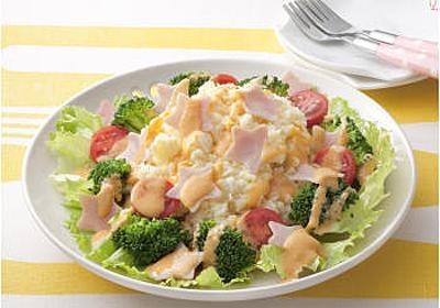 美味しいポテトサラダの作り方:お料理速報