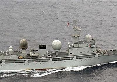 中国軍艦が沖縄・北大東島の接続水域に侵入 15日の鹿児島・口永良部島の領海侵入に続き - 産経ニュース