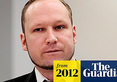 Anders Behring Breivik claims victims were not innocent | World news | The Guardian