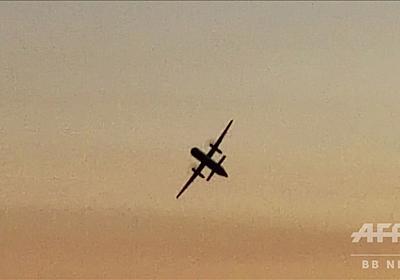 自殺試みた男が旅客機盗んで墜落させる、戦闘機も緊急発進 米シアトル 写真1枚 国際ニュース:AFPBB News