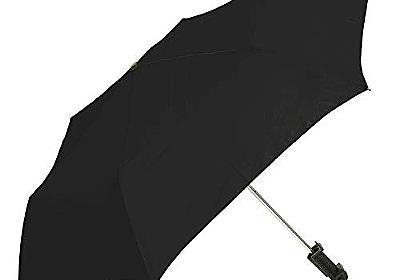 Amazon.co.jp: ウォーターフロント 長傘 ジャンプ ブラック 65cm 撮れる傘 UVカット90% TRIB350UH-BK: Home