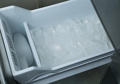 その氷は清潔?ミネラルウォーター利用は危険!?「製氷機のお掃除方法」 | 東京ガス ウチコト