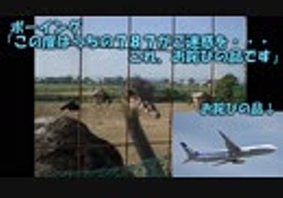 迷航空会社列伝「こんなはずでは・・・ANA貧乏くじ伝説」前編 - ニコニコ動画