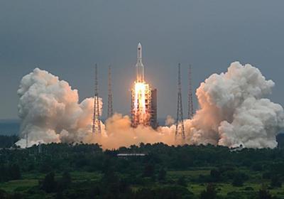 CNN.co.jp : 中国ロケットの再突入、NASAが「無責任」と非難 モルディブ近海落下