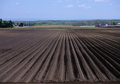 「土を食べるパフォーマンスを広めないで」それは北海道ではありえない行為…農家の注意喚起が話題に  まいどなニュース