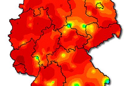 ドイツでインフルエンザは流行していないのか、そのリツイート大丈夫? - ネットロアをめぐる冒険