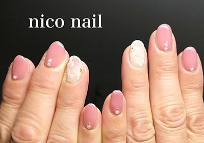 クリアフラワーネイル、お気入りのカラーでネイルを楽しんでみませんか。│浜松市 中区 自宅ネイルサロン nico nail ニコネイル