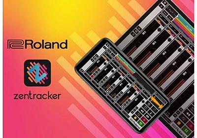 iPhoneで手軽に録音や曲作りができる無料アプリをローランドが提供開始
