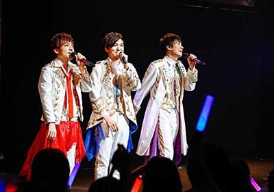 アイドルタイムプリパラ:男子チーム「WITH」の初の単独イベントがBD、DVDに - MANTANWEB(まんたんウェブ)