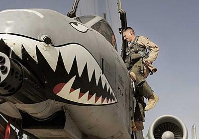 アメリカ空軍の攻撃機A-10に「サメの歯」が描かれるようになった理由   Business Insider Japan