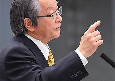 【豊洲・浜渦元副知事証人喚問詳報(7)】「どこに責任があるんですか。当時はよくぞ東京ガスと交渉をまとめたと称賛されたんです」再三の追及に声荒らげる(1/6ページ) - 産経ニュース