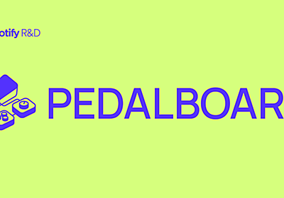 GitHub - spotify/pedalboard: 🎛 🔊 A Python library for adding effects to audio.
