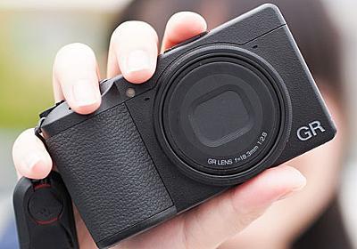 「これぞGR」 小さくてサクサク撮れるストイックなカメラ、リコー「GRIII」 (1/3) - ITmedia NEWS