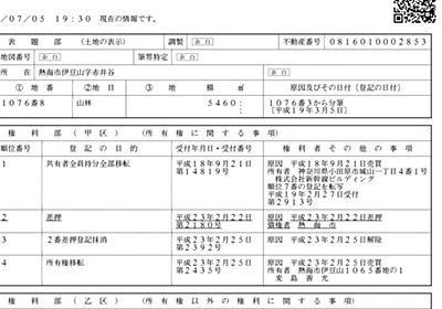 熱海・伊豆山の土石流発生ポイント、谷を埋めた時点の所有会社代表は自民党系同和団体神奈川県本部会長、現所有者は麦島善光氏(ZENホールディングス創業者) - 「木下黄太のブログ」 ジャーナリストで著述家、木下黄太のブログ。