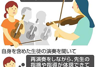 JASRAC、音楽教室に「潜入」2年 主婦を名乗り:朝日新聞デジタル