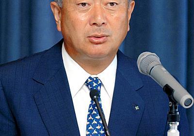 大林組・白石社長が辞任へ リニア談合事件を受け:朝日新聞デジタル