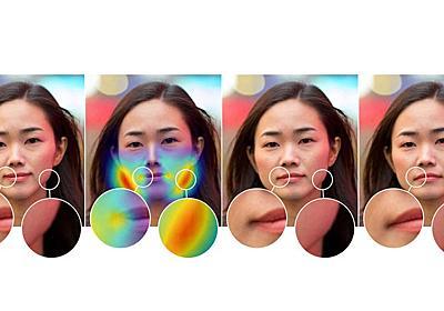 AIを駆使してPhotoshopで加工された画像を識別&元の画像に戻すことができるツールをAdobeが作成 - GIGAZINE