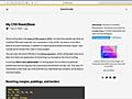 CSSリセットの2019年用私流カスタマイズ方法 | コリス