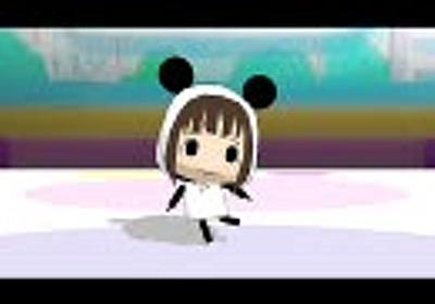 【アイドルマスター】 ぱんださそ体操 【MMD】