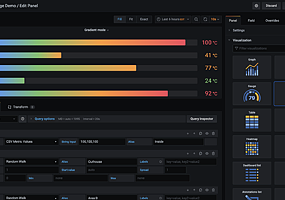 Grafana v7.0 released: New plugin architecture, visualizations, transformations, native trace support, and more | Grafana Labs