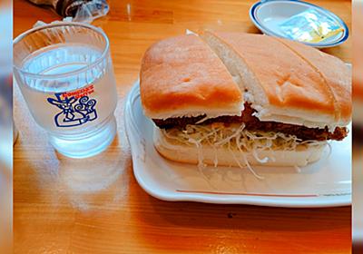 コメダ珈琲のサンドウィッチを食べたことも見たことも無かった人「お腹が空いていたのでカツサンドとハムサンドを注文しました」 - Togetter