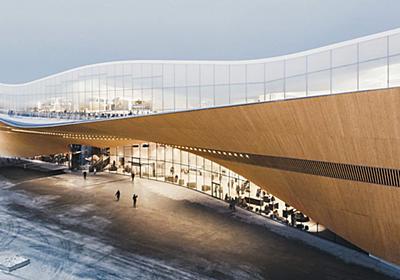 世界最高の図書館に選ばれたヘルシンキ中央図書館「Oodi」、ゲームや3Dプリントもできてあまりにもレベルが高すぎる - GIGAZINE