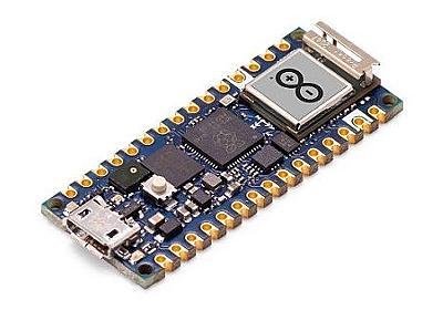 Arduino+Raspberry Pi——「RP2040」を搭載した「Arduino Nano RP2040 Connect」を発表   fabcross