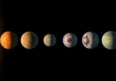 地球に似た惑星、7個発見 39光年先の恒星の周りに - 共同通信 47NEWS