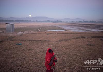 人道危機「まず少女が犠牲に」 死ぬ確率は少年の14倍、調査報告 写真1枚 国際ニュース:AFPBB News