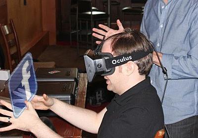フェイスブックが20億ドルで買収したOculus VR社とは?|WIRED.jp