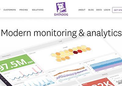 Cloud Monitoring as a Service   Datadog