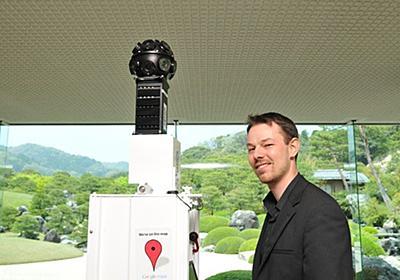 Googleストリートビューは、次なるステップへ|WIRED.jp