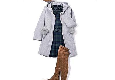 憧れる大人かわいい女子コーデ♡今日(2017年11月27日)はどんな服装?そして今日はどんな天気かな? | わんにゃんアナウンス室