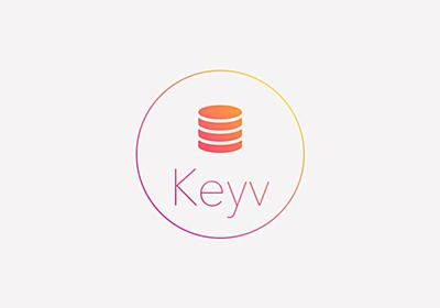 GitHub - microlinkhq/keyv: Simple key-value storage with support for multiple backends.