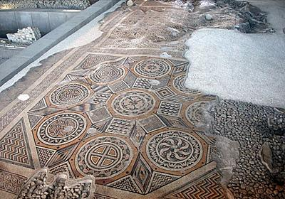 トルコ、アンタキヤで発見された1500年前の世界最大の床モザイクが一般公開へ | Call of History ー歴史の呼び声ー