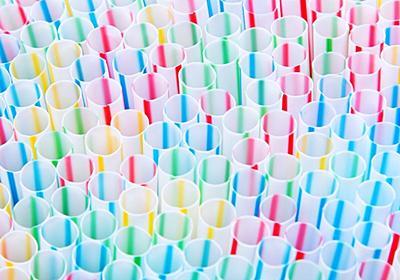 プラスティック製ストローの問題は、ゴミ処理のシステムを「すり抜ける」ことにある WIRED.jp