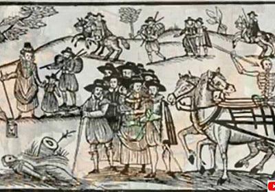 15世紀にイギリスから広まり、忘れ去られた恐ろしい疫病「粟粒熱 (ぞくりゅうねつ)」その原因は今も不明 : カラパイア