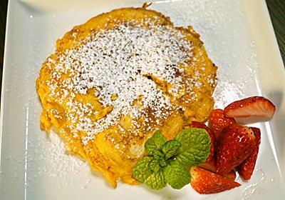 小麦粉不要!ミックス不要!身近な材料でできる簡単パン粉ケーキの作り方 - はらぺこグリズリーの料理ブログ