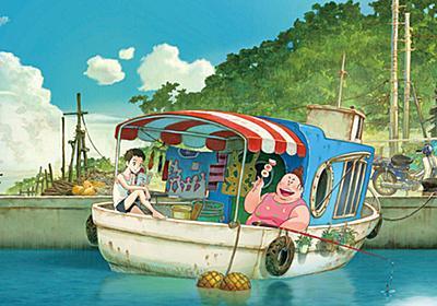 明石家さんまは劇場アニメに何をもたらしたのか 渡辺歩監督に聞く『漁港の肉子ちゃん』の化学反応 - ねとらぼ