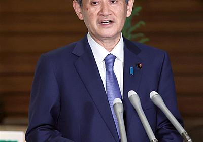 <独自>緊急事態宣言 延長で調整 4都府県 首相、週内にも判断 - 産経ニュース