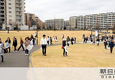 老いるニュータウン 「ニュー」消えても、街は続く:朝日新聞デジタル