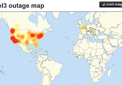 米DNSサービスに大規模DDoS攻撃で米国でTwitterやSpotifyが長時間ダウン - ITmedia NEWS