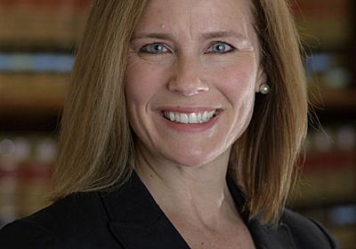米大統領、最高裁判事に保守派バレット氏を指名の意向 報道 写真1枚 国際ニュース:AFPBB News