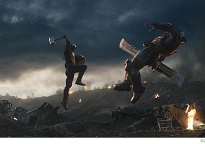 「アベンジャーズ/エンドゲーム」名場面の特別映像解禁。9月UHD BD発売 - AV Watch