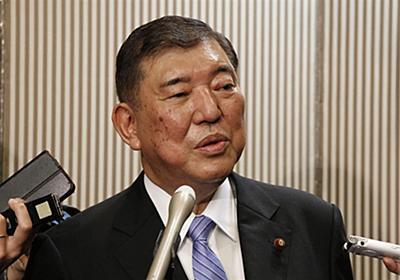 自民・石破氏「今更なんだかなあ…」 「桜」めぐる安倍氏批判に - 産経ニュース