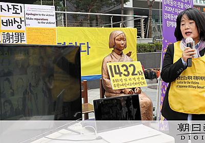 元慰安婦支援団体、脱北者に帰国勧告か 金銭支援も:朝日新聞デジタル