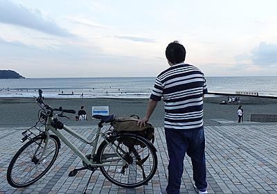ドキュメント・東京から自転車で海に行く10時間の記録 :: デイリーポータルZ