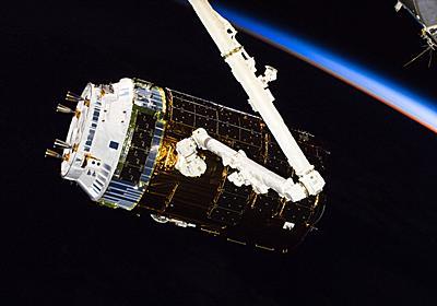 まさかの宇宙視点。地球から打ち上がる「こうのとり」7号機をタイムラプスで   ギズモード・ジャパン