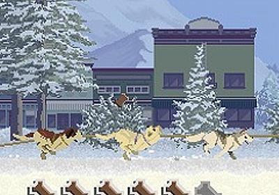 インディーズゲームの小部屋:Room#458「Dog Sled Saga」 - 4Gamer.net